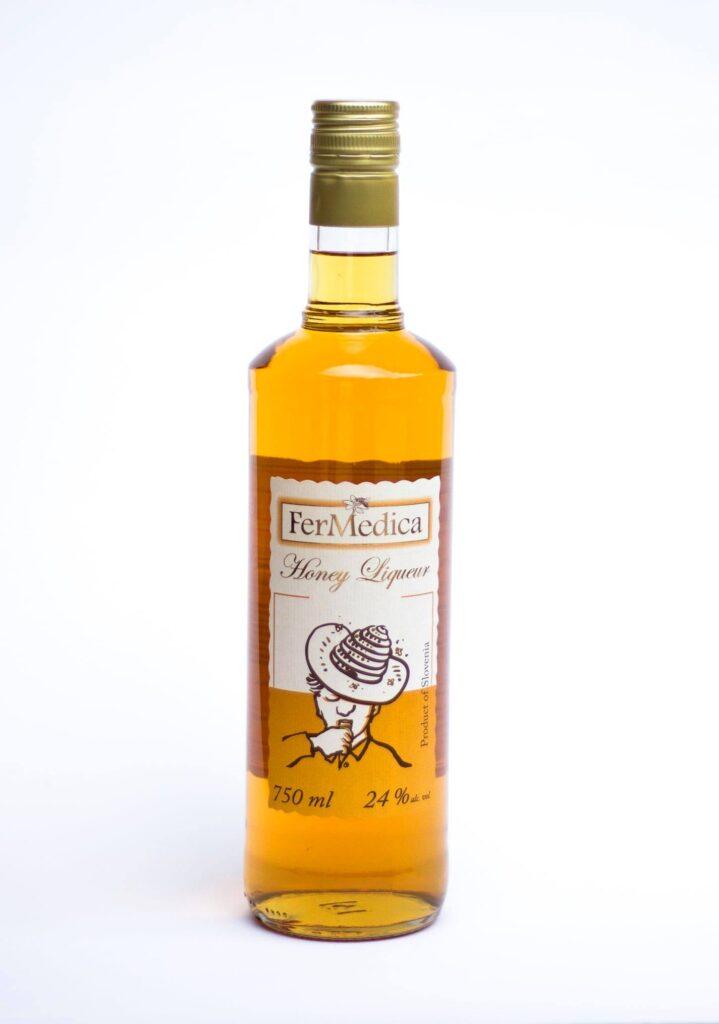 Honey Liqueur from Slovenia at FerMedicaUSA