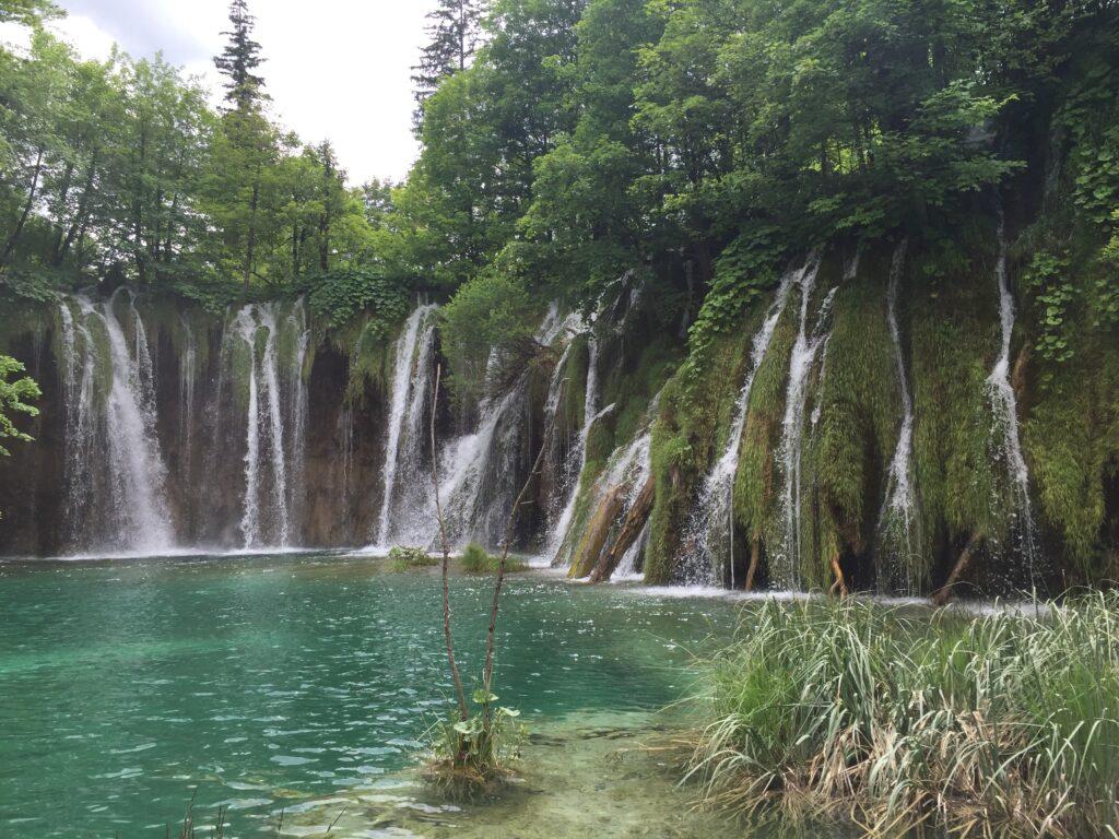 Lake Plitvice waterfalls from FerMedicaUSA